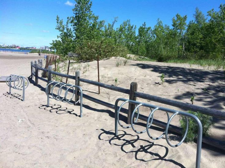 In Search of the Beach on the Toronto Islands (Clothing Optional) #TBEX #Toronto #bicycle #bike #travel via @Trips By Lance
