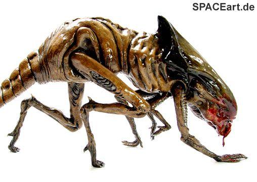 Alien 3: Queen Chestburster, Modell-Bausatz ... http://spaceart.de/produkte/al092.php