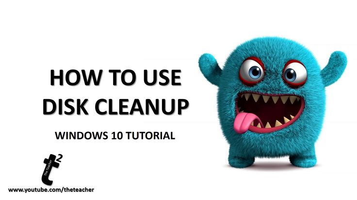 How to Use Disk Cleanup in Windows 10 / 8.1
