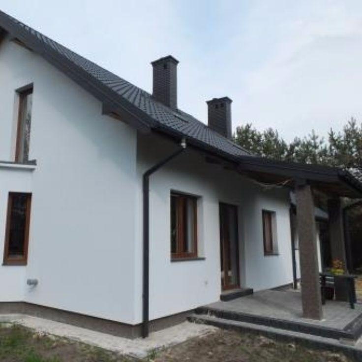 na podstawie projektu #mgprojekt Zobacz inne realizacje domów z @MGProjekt na http://www.mgprojekt.com.pl/?utm_content=buffer001a7&utm_medium=social&utm_source=pinterest.com&utm_campaign=buffer