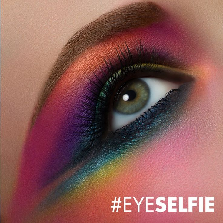 Peacock eys makedup using Make Up For Ever www.mediamakeupstore.com #MediaMakeupau #MakeUpForEver