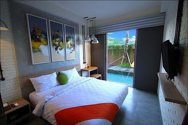 Bali accommodation