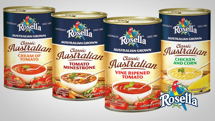 Our new soup range is not only Australian owned, but also Australian made and grown. We all know…. nothing tastes as good as Home Grown.