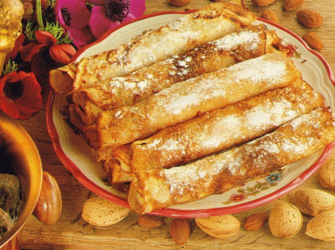 pour des crêpes légères on ajoute de l'eau pétillante à la pâte
