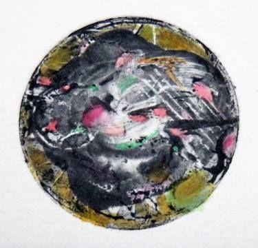 Miniature circular composition No. 1