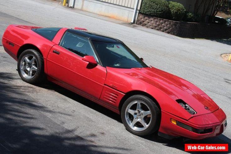 1991 Chevrolet Corvette Base Hatchback 2-Door #chevrolet #corvette #forsale #unitedstates