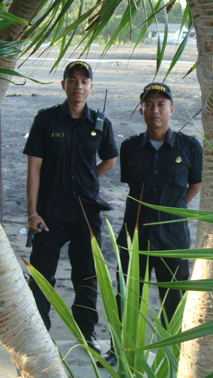 Beach Guards