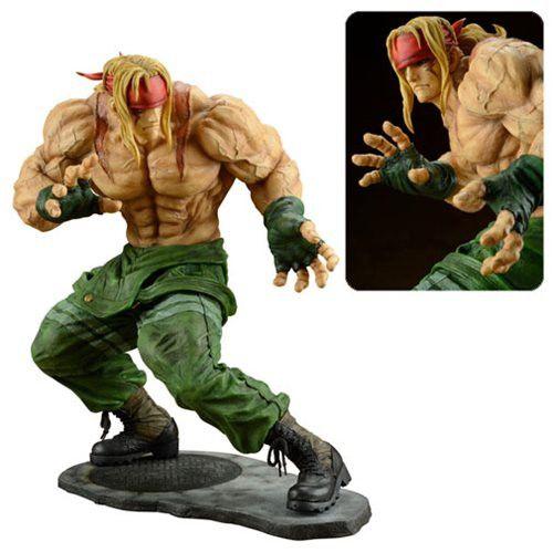 *PRE-ORDER* ALEX: Street Fighter III 3rd Strike 1:8 Scale Statue By Embrace Japan