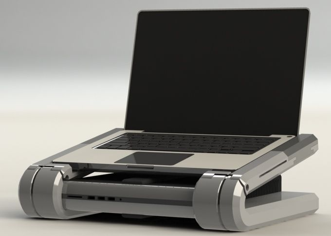 iBow docking station: Boost your Mac with Extra Graphics! by iDocking Solutions…