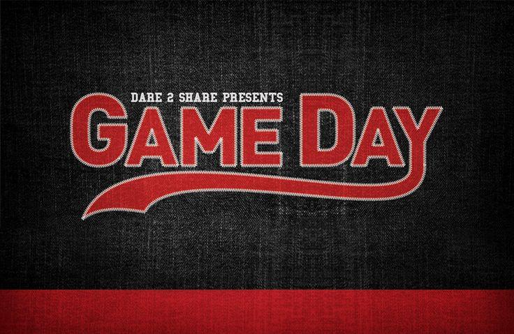 D2S // GameDay Logo Concepts   Lance Hart Creative