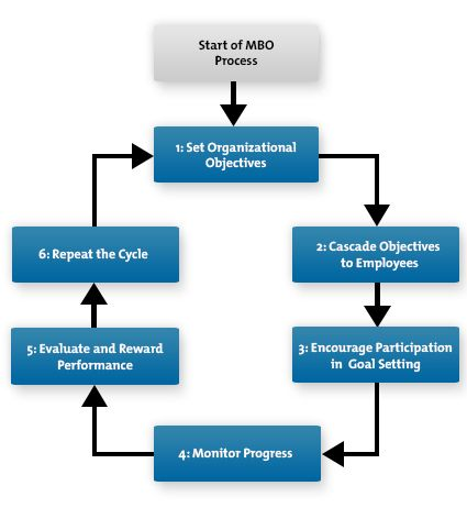 Diagram: The MBO Process