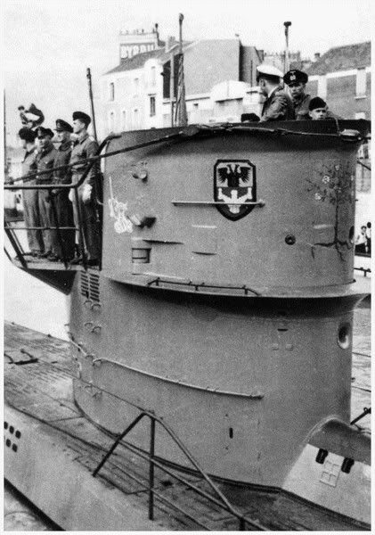 1000+ images about German WW2 submarines as Viic on ...