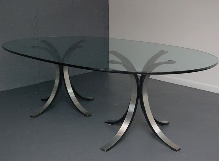 Contemporary Oval Gl Dining Tables Collection Elegant Italian Style Table Inspiration For