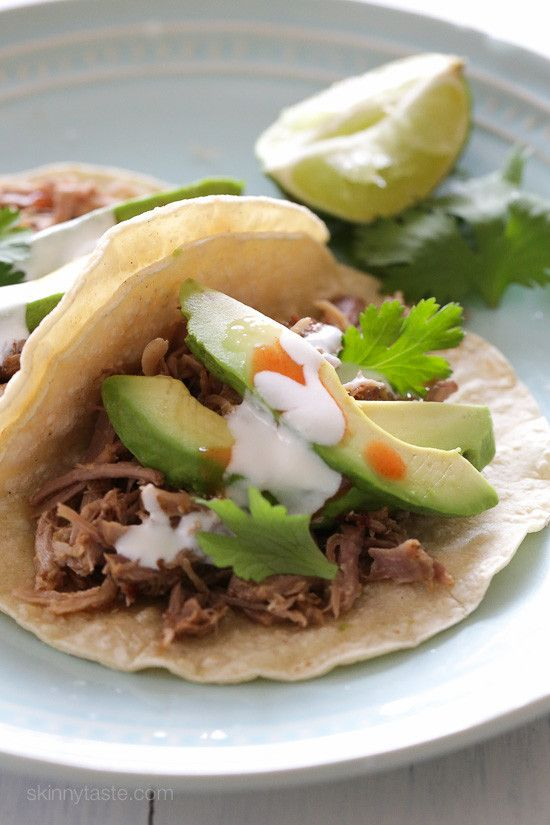 I know a lot of you share my love for Mexican food, so I think you will agree this is the most amazing pork recipe for the crock pot. Coming home from work and smelling this when you walk in the door is heavenly.  Browning the pork first is essential so don't skip this step. Pork shoulder is very inexpensive and you can make a few meals out of this. Be sure to buy the boneless pork shoulder blade roast, as it is leaner than the pork shoulder picnic. The prep for this is about 15 minutes t...