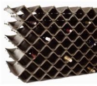 Cómo hacer un botellero con placas onduladas de fibrocemento
