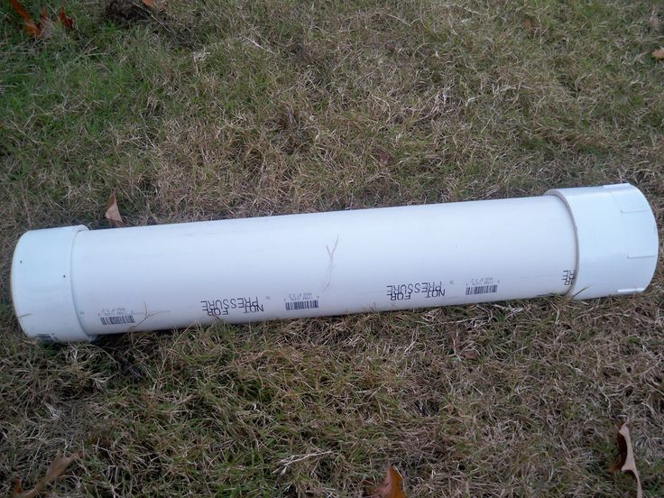 8 simple pvc projects for resourceful hunters pvc pipes for Simple pvc projects