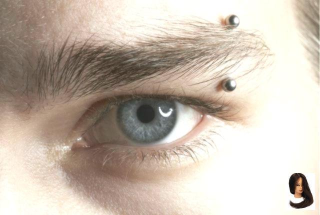 #Celebrity #Eyebrow #facial piercing #Guide #Piercer #Pierci