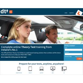 PROD025 Official Driver Theory Test Online -  Subscription for One Month