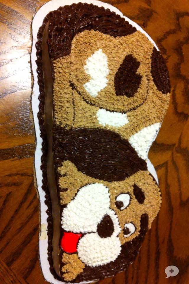 Wierd Happy Birthday Matt Cake