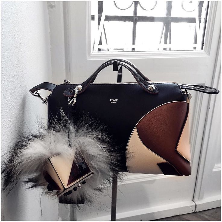 "Fendi ""By the way"" bag - Anastassia Krez"