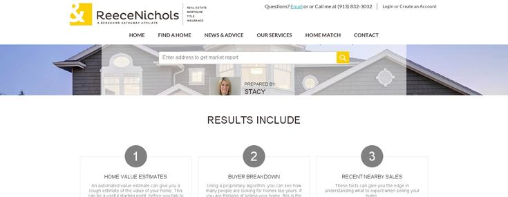 Home Value Estimator by Stacy Foxworthy