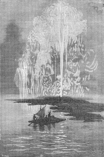 Jules Verne, <i>Voyage au centre de la Terre</i>