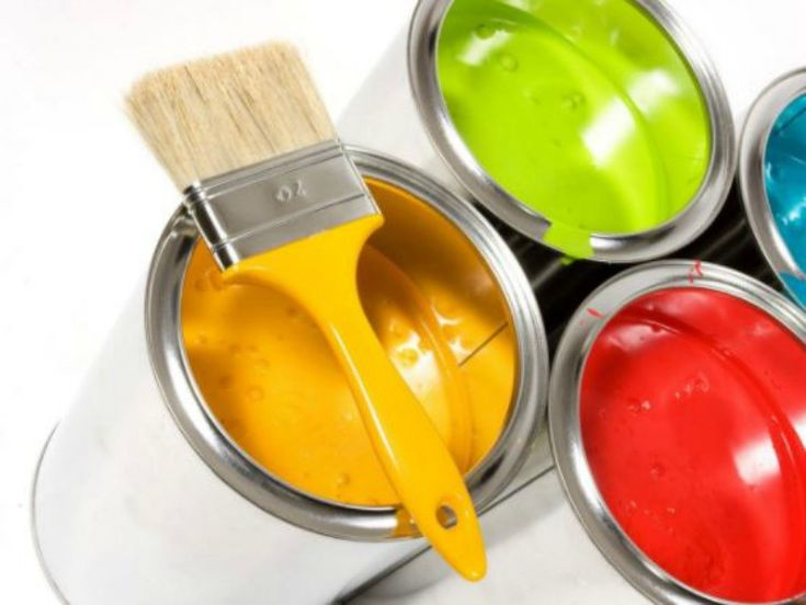 Como Pintar Con Pintura Acrilica Como Pintar La Casa Quitar