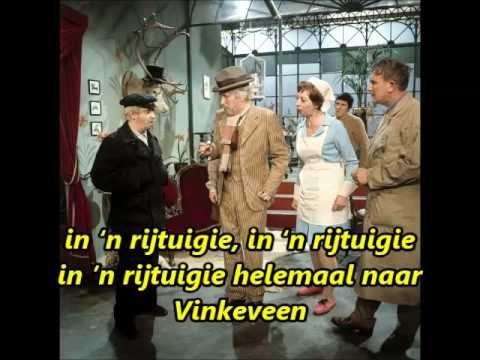Wim Sonneveld & Leen Jongewaard   IN EEN RIJTUIGIE