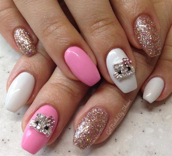 24 best Kawaii Nail Art images on Pinterest | Kawaii nail art, Nail ...