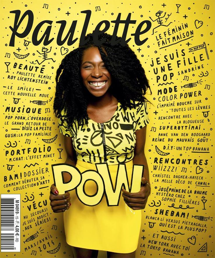 Paulette   The yellow is the obviously the main color of this design photo and really does  great job of helping the black lettering to stand out