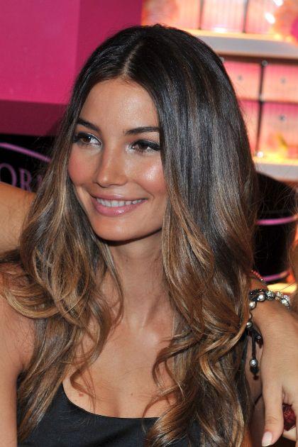 Subtiel. Erg leuke trend. Sombre #brunette #haircolor #trends