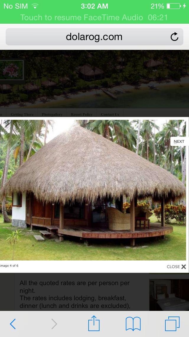 Nipa House Design: 333 Best Images About Modern Nipa Hut On Pinterest