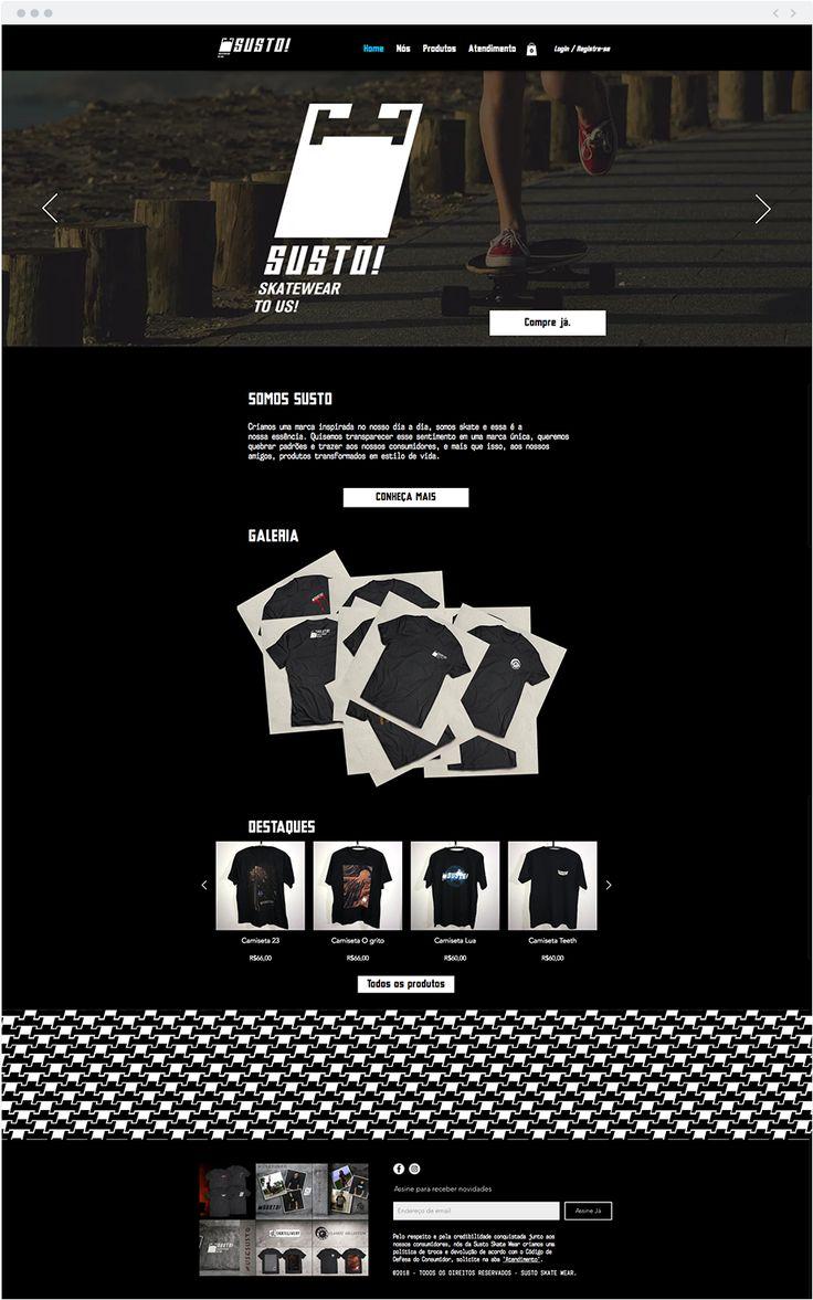 Susto | Skateboard Clothing