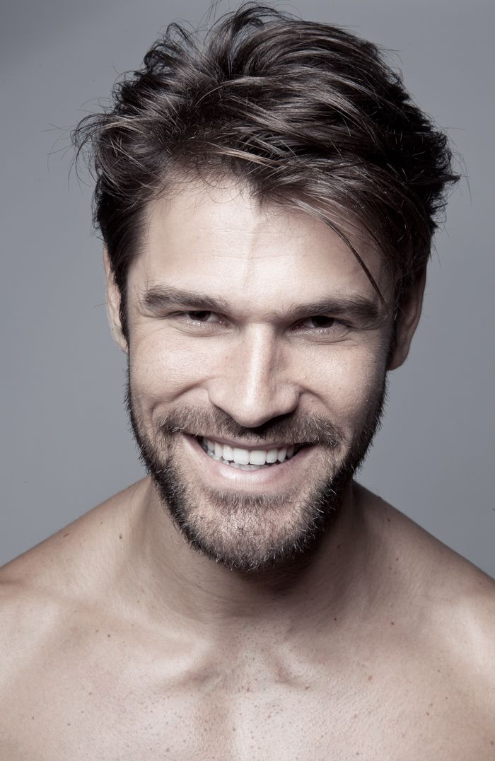 Awesome 1000 Images About Beards And Mens Haircuts On Pinterest Men Short Hairstyles For Black Women Fulllsitofus