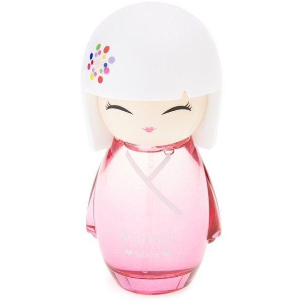 Kimmi Fragrance 'Mimi' Eau de Toilette & Sticker Sheet (Girls) found on Polyvore