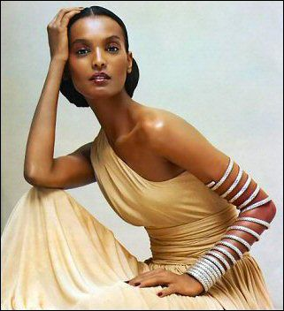 Image result for ethiopian born highest paid model in the world