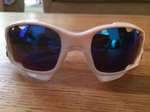Polarized Pro Cycling Sun Glasses with Zipper Case