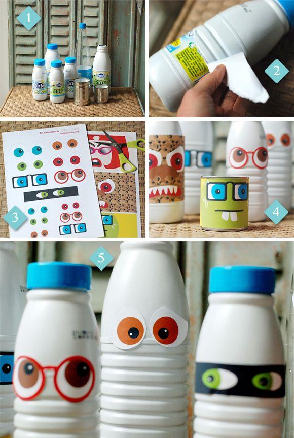 les 25 meilleures idées de la catégorie bouteilles de lait sur