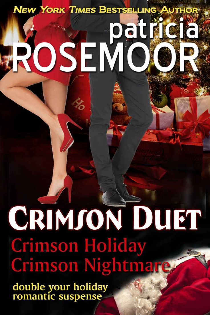 Crimson Duet: (Crimson Holiday, Crimson Nightmare) - Kindle edition by Patricia Rosemoor. Romance Kindle eBooks @ Amazon.com.