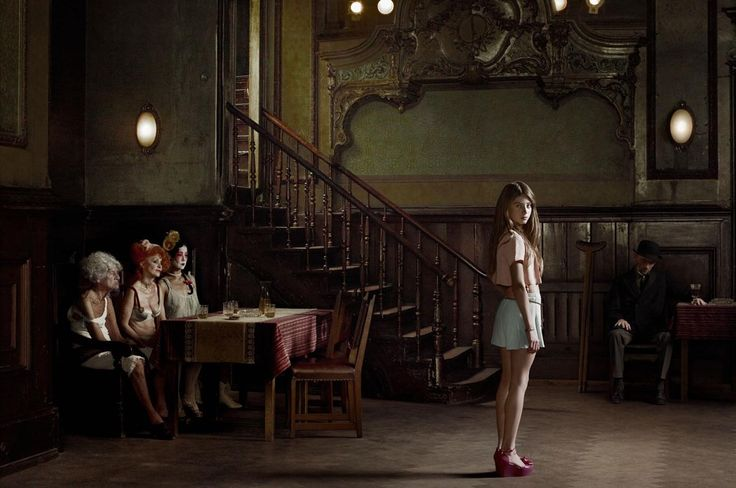 Erwin Olaf - Berlin | Erwin Olaf | Galerie Rabouan Moussion