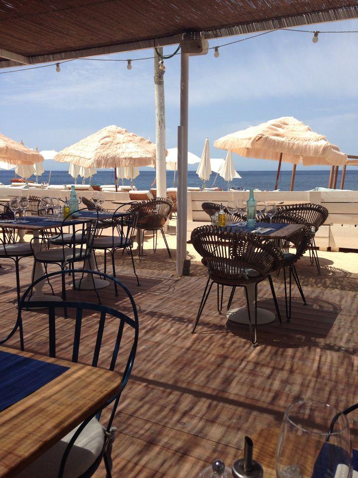 Experimental beach club ibiza