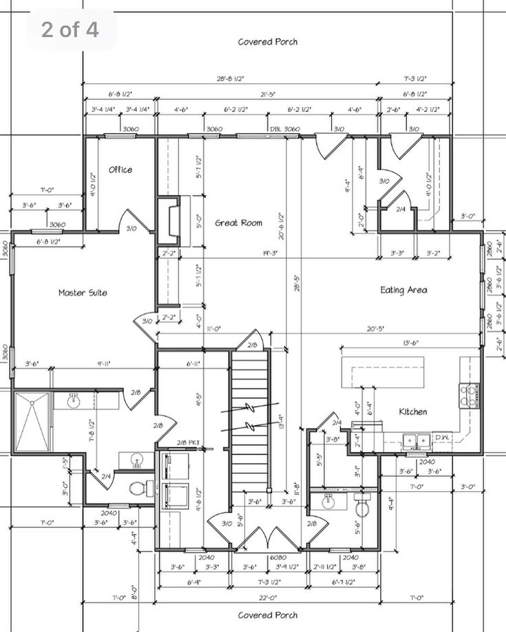 50 Likes 17 Comments Allison Patton Hester Hestershomestead On Instagram Many Of You Have Aske Gable House Four Gables House Plan House Plans Farmhouse Four gables house plan interior
