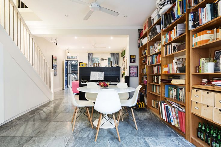 Plenty of built-in storage/joinery t/out   28 Parkham Street, Surry Hills