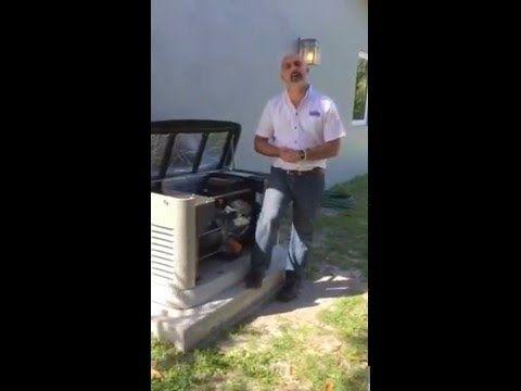 Generac Generator Warning Charger Missing Ac | Standby