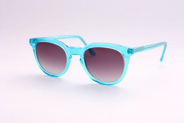 Zonnenbrillen - Sunglasses Sonnenbrillen Vintage -Twins himmlisch - Een uniek product van OMeyewear op DaWanda