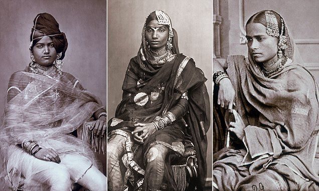 Fascinating pictures shed light on the life of Maharaja Ram Singh II, who ruled in the famous pink city of Jaipur between 1835 and 1880.