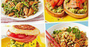 Plan alimenticio de 1200 calorías ¡Excelente opción para mantenerte en forma!