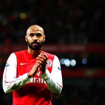Thierry Henry, Arsenal Legend!