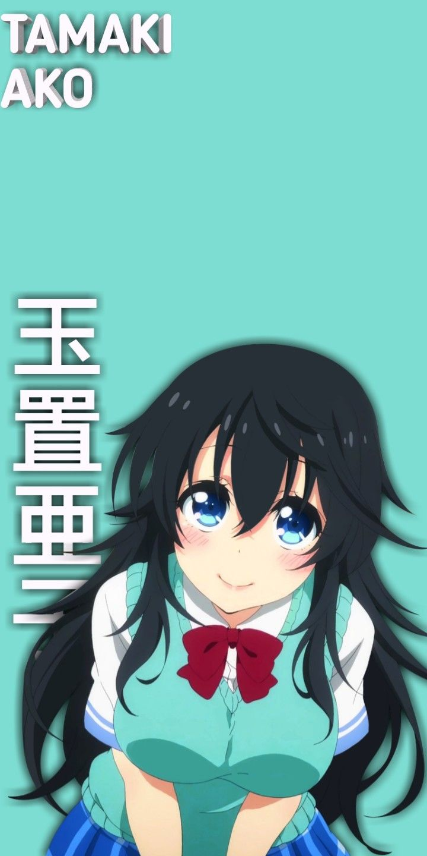 Tamaki Ako Personajes De Anime Arte De Anime Chica Anime Manga
