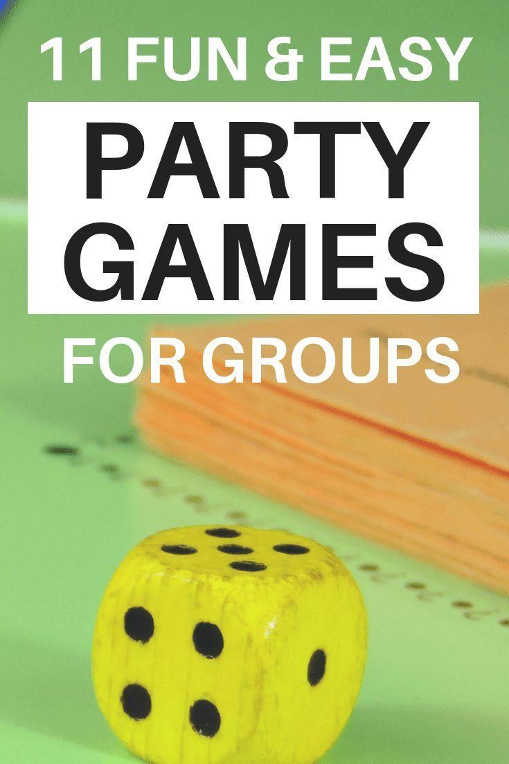 11 enkle og sjove Party Games Ideer til voksne-7727